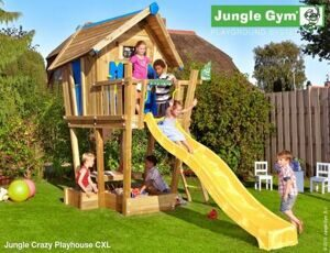 "Игровой дом Jungle Gym ""Crazy Playhouse CXL""(Джан Джим ""Крэйзи Плэйхаус ЦеИксЭль)"