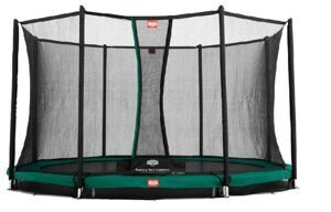 Батут Berg InGround Champion + Safety Net Comfort 380