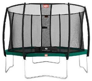 Батут Berg Favorit + Safety Net Deluxe 430