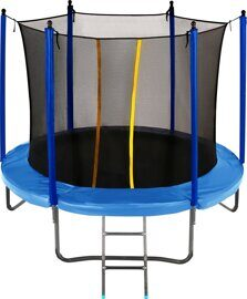 Батут JUMPY Comfort 8 FT (Blue)